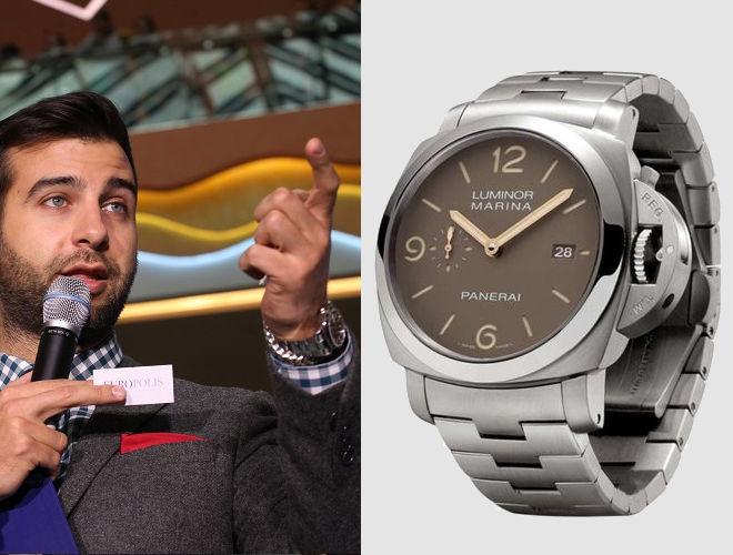 Часы Ивана Урганта