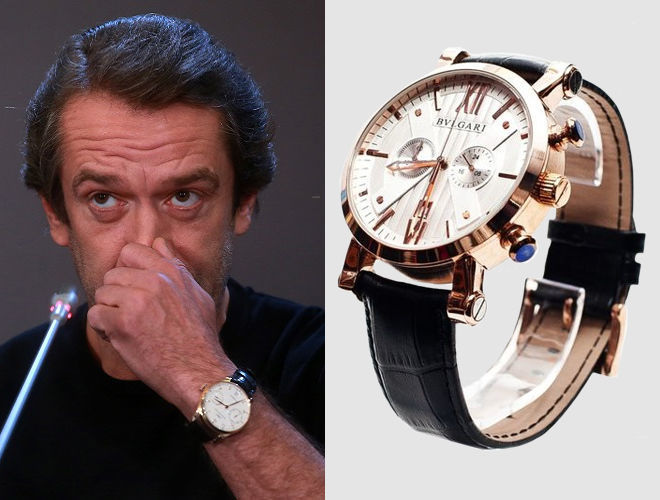Часы Владимира Машкова