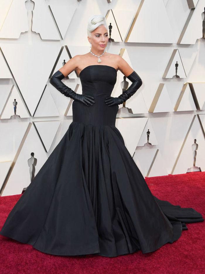 Леди Гага на Оскар 2019