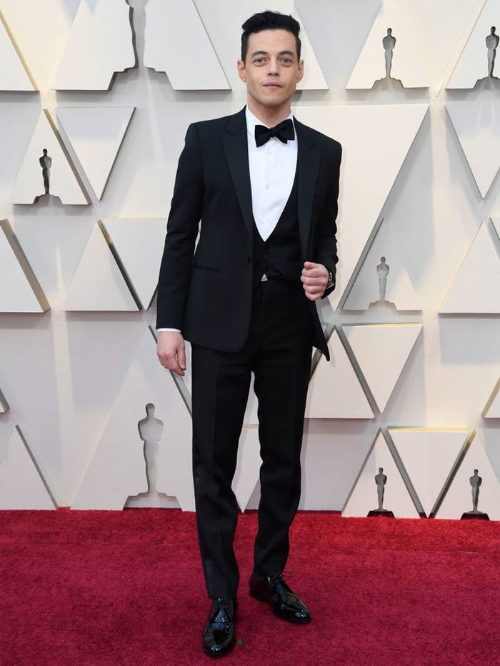 Рами Малек наряд на Оскар 2019