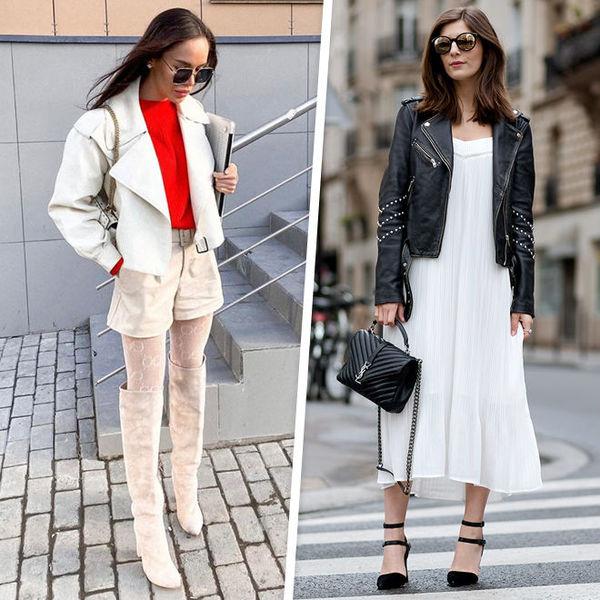 99425b4d7308 ... в гардеробе каждой девушки, потому что ее легко сочетать с разной  одеждой. Эта вещь не только стильная, но еще и практичная. В отличие от многих  модных ...