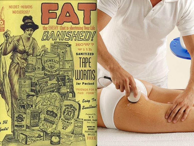 таблетки для похудения червь